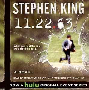 11.22.63 Audible Cover