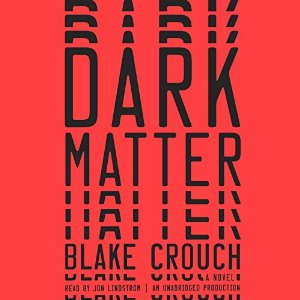 Dark Matter Audible Cover