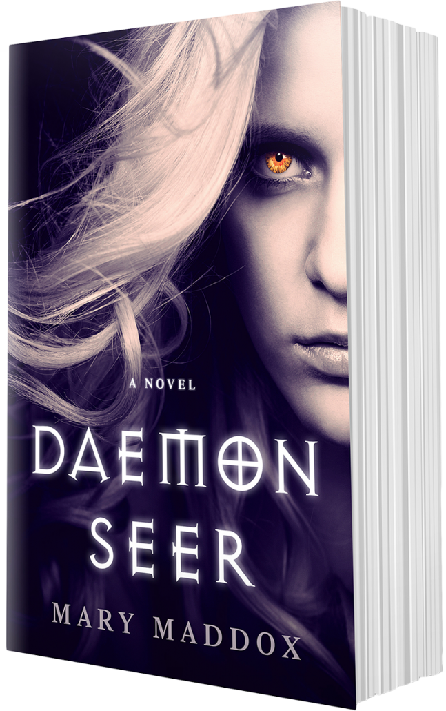Daemon Seer by Mary Maddox